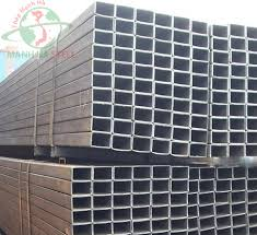 When to use black box steel? Where will the galvanized steel box be used?