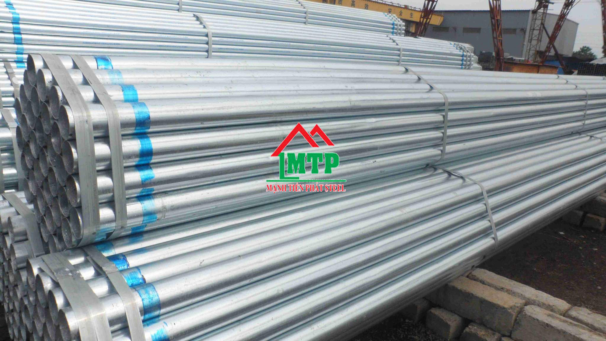Address supplying products of Manh Tien Phat Steel Pipe in Ho Chi Minh City