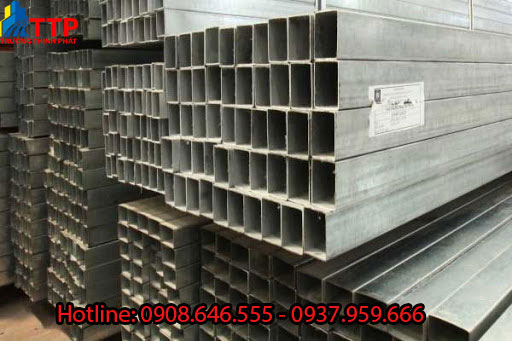Box steel consumption of many constructions in Binh Phuoc province