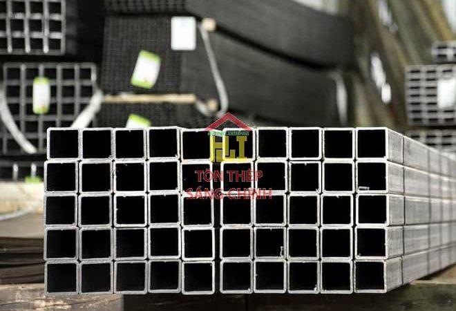 Giá thép hộp 80×80mới nhất từ Sáng Chinh